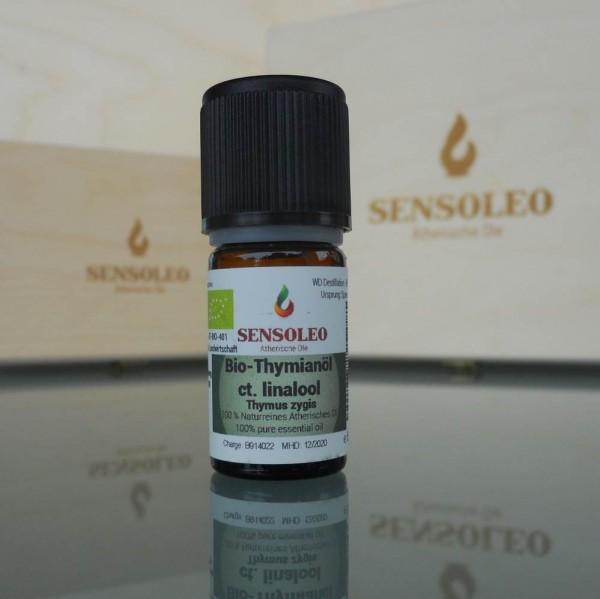 Thymianöl ct Linalool Bio 5ml