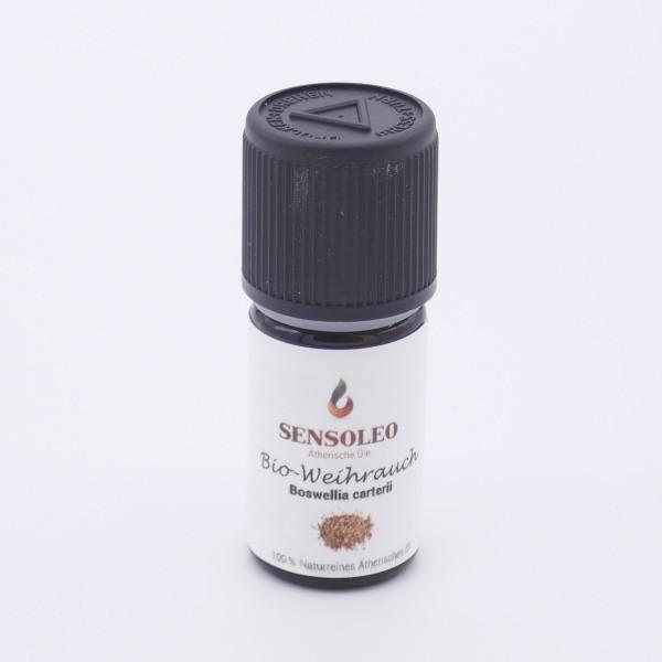 Weihrauch arabisch Öl Bio 5ml