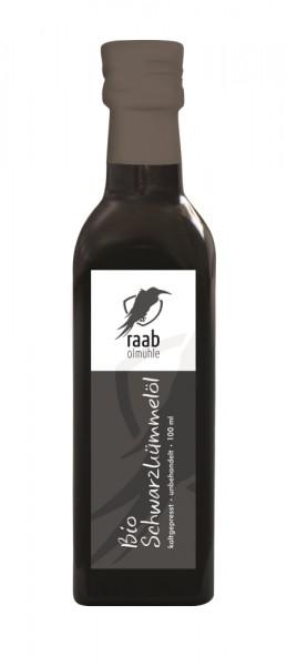 Bio Schwarzkümmelöl 100ml