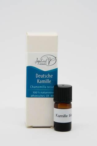 Kamille deutsch Bio blau Öl 1ml