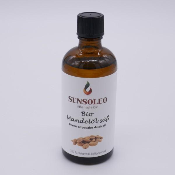 Mandel Öl süß Bio 100ml