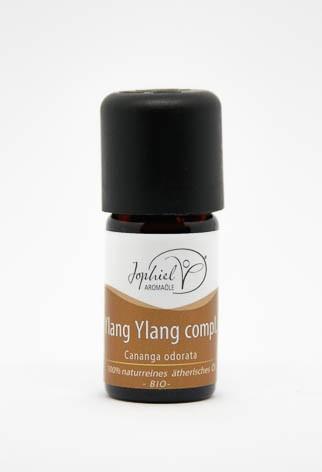 Ylang Ylang complete Öl Bio 5ml