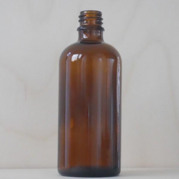 Braunglasflasche 100ml