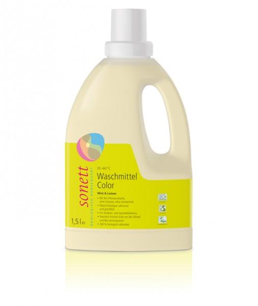 Waschmittel Color Mint & Lemon 1,5l