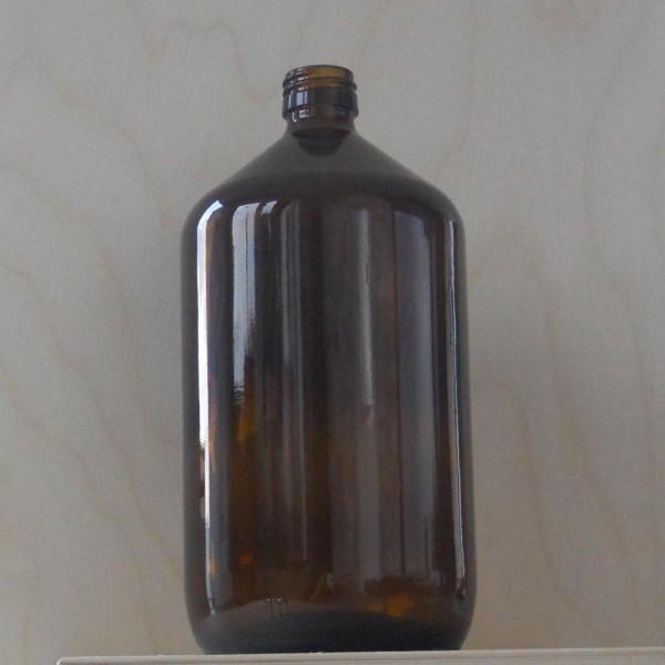 Braunglasflasche 1000ml