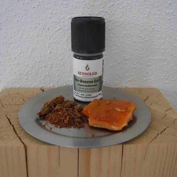 Benzoe Siam Öl Bio 50% i.Alk. 5ml