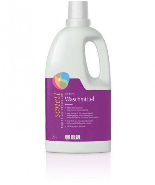 Waschmittel flüssig Lavendel 120ml