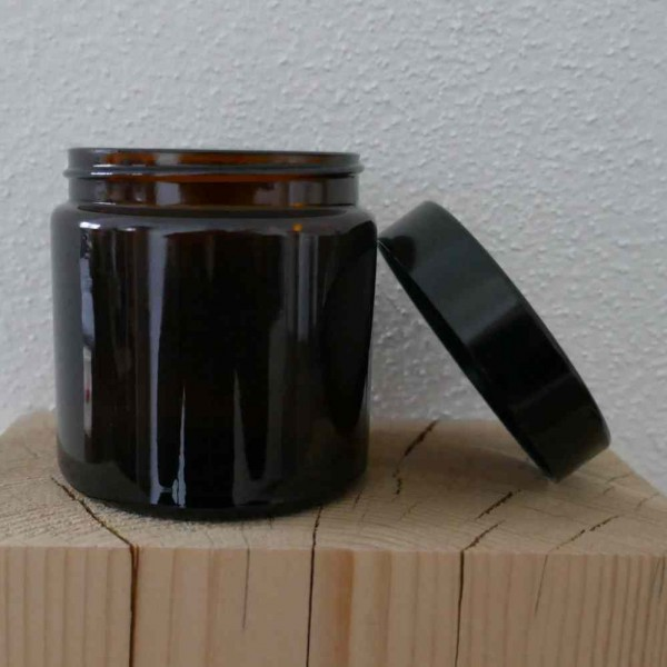 Salbentiegel braun 120ml