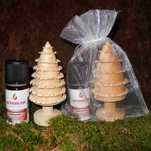 Geschenkset Tannenbaum inkl. ätherisches Öl