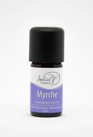 Myrrhe Öl Wildsammlung 5ml