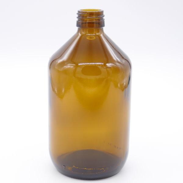 Braunglasflasche 500ml