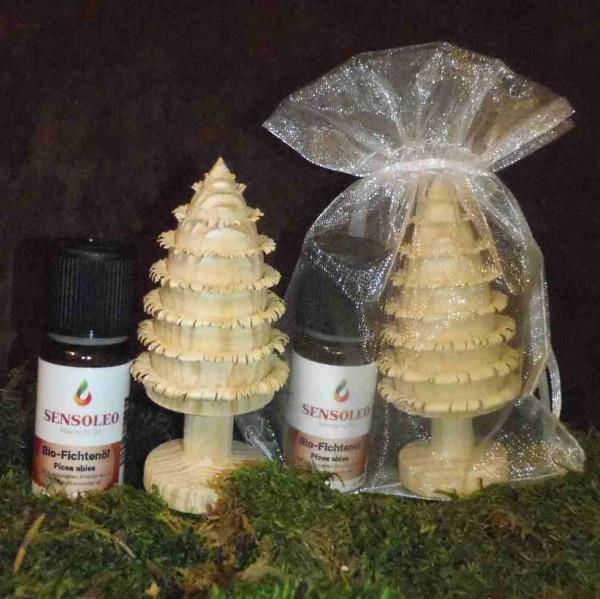 Geschenkset Fichtenbaum inkl. ätherisches Öl
